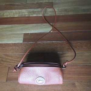 Dooney and Bourke small leather crossbody bag